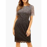 Fenn Wright Manson Petite Juliet Dress, Grey/Black