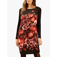 Fenn Wright Manson Petite Elizabeth Dress, Hydrangea/Black