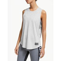 Adidas Adapt To Chaos Tank Top, Medium Grey Heather