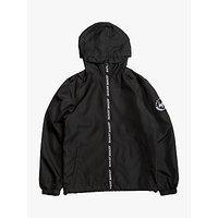 Hype Boys Runner Jacket, Black