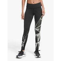 Reebok Lux 2.0 Training Tights, Shattered Ice
