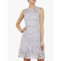 shop for Ted Baker Primrose Lace Tunic Dress at Shopo
