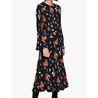 Ghost Sophia Dress, Daisy Mae Floral Black