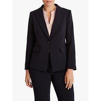 Fenn Wright Manson Petite Skye Tailored Jacket, Navy