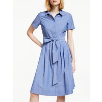 Boden Anastasia Tie Waist Shirt Dress