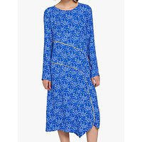 Ghost Alchemy Floral Dress, Rebecca Flower Blue