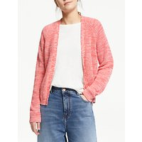 ARMEDANGELS Maarion Melange Organic Cotton Cardigan, Blush