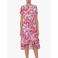 shop for Gina Bacconi Melora Floral Dress, Multi at Shopo