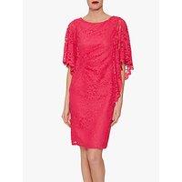 shop for Gina Bacconi Satina Floral Lace Dress at Shopo