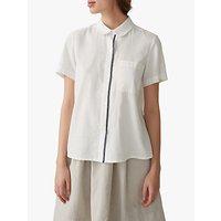 Toast Khadi Short Sleeve Cotton Shirt