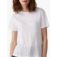 Toast Linen Boy T-Shirt, White