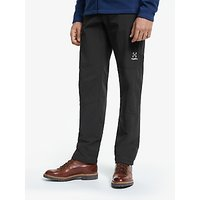 Haglofs Moran Waterproof Trousers, True Black
