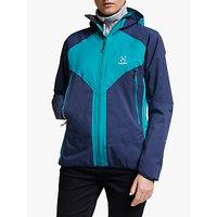 Haglöfs L.I.M Proof Multi Womens Waterproof Jacket, Tarn Bl