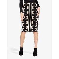 shop for Damsel in a Dress Izzy Geo Knitted Skirt, Multi at Shopo