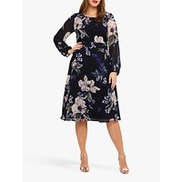 shop for Studio 8 Elise Floral Dress, Navy Multi at Shopo