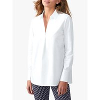 Pure Collection Cotton Shirt, White