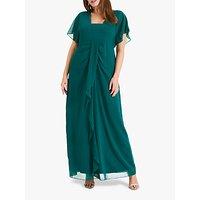 shop for Studio 8 Olympia Maxi Dress, Mid Green at Shopo