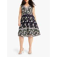 shop for Studio 8 Stephanie Floral Dress, Multi at Shopo