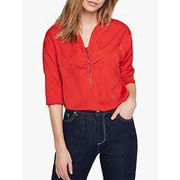 Damsel in a Dress Alessia Blouse, Red