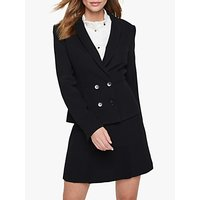 Damsel in a Dress Bea City Suit Jacket, Black