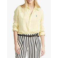 Polo Ralph Lauren Relaxed Linen Shirt
