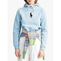 Polo Ralph Lauren Logo Fleeceback Hoodie
