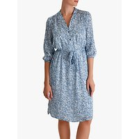 Fenn Wright Manson Comet Tie Waist Dress, Blue