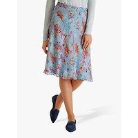 Fenn Wright Manson Tallulah Skirt, Blue Floral
