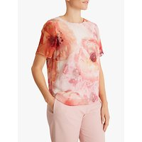 Fenn Wright Manson Petite Floral Ginger Top, Peony