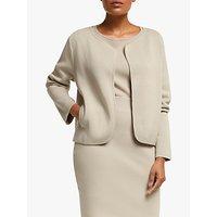 Winser London Milano Cotton Jacket, Stone