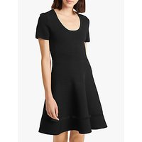 shop for French Connection Voletta Dress, Black at Shopo
