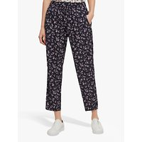 shop for French Connection Felicienne Jogger Trousers, Navy Multi at Shopo