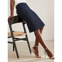 John Lewis and Partners Taylor Ponti Pencil Skirt