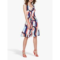 Damsel in a Dress Caprice Midi Dress, Multi