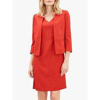 Jaeger Textured Jacket, Red