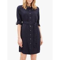 Jaeger Linen Shirt Dress