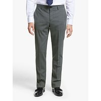 Paul Smith Wool Stretch Tailored Fit Suit Trousers, Grey