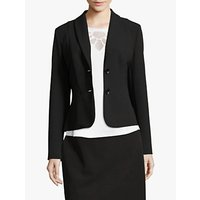 Betty Barclay Tailored Two Button Blazer, Black