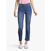 shop for Betty Barclay Slim Fit Jeans, Blue Denim at Shopo