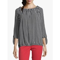 Betty Barclay Ruched Neck Shirt, Multi
