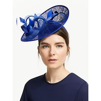 John Lewis & Partners Amelie Loop And Quills Occasion Disc Hat