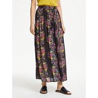Star Mela Pati Print Maxi Skirt, Multi