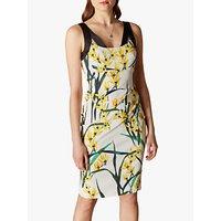 Karen Millen Floral Bodycon Dress, Multi
