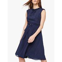shop for Damsel in a Dress Verdi Drawstring Dress, Navy at Shopo