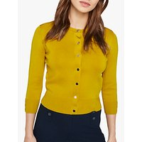 Damsel in a Dress Catrin Three-Quarter Sleeve Cropped Cardigan