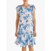 Fenn Wright Manson Rhoda Floral Ruffle Dress, Multi