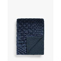 John Lewis and Partners Boutique Hotel Velvet Stitch Throw