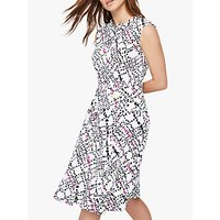 Damsel in a Dress Marin Animal Print Dress, Multi