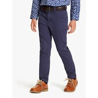 John Lewis & Partners Heirloom Collection Boys' Chino Trousers