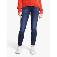 7 For All Mankind The Skinny B(air) Jeans, Dark Blue